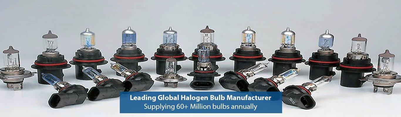 Halogen Bulbs